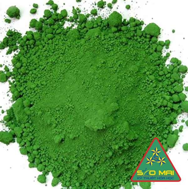 Hóa chất công nghiệp Crôm Cr2O3