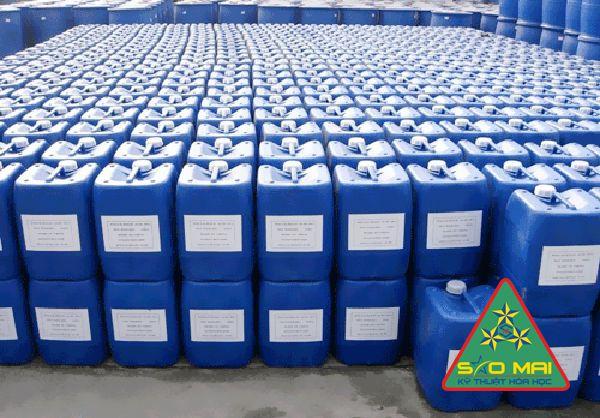 các hóa chất xử lý nước thải