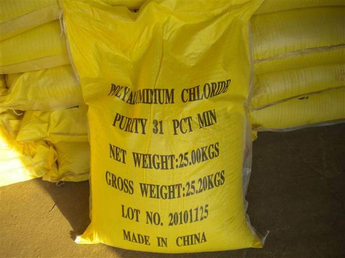 Hóa chất xử lý nước thải PAC - 261687