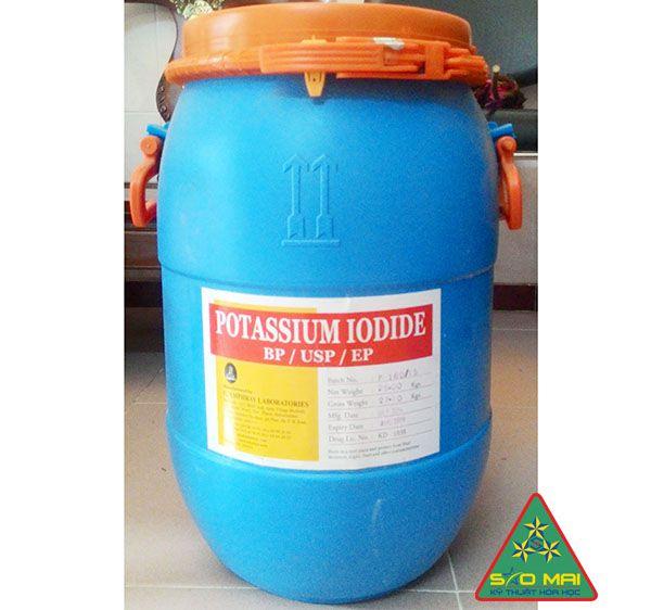 Hóa chất công nghiệp Potassium Iodide