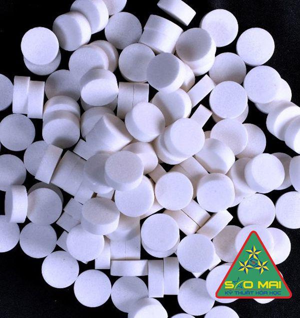 hóa chất công nghiệp muối Nacl