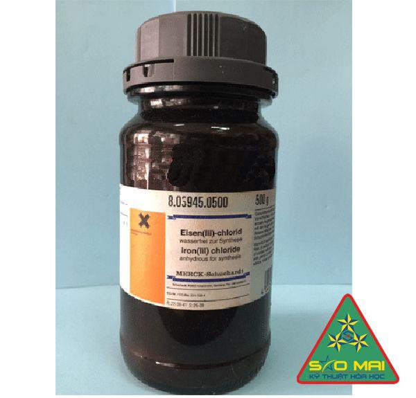 Hóa chất công nghiệp Ferric chloride