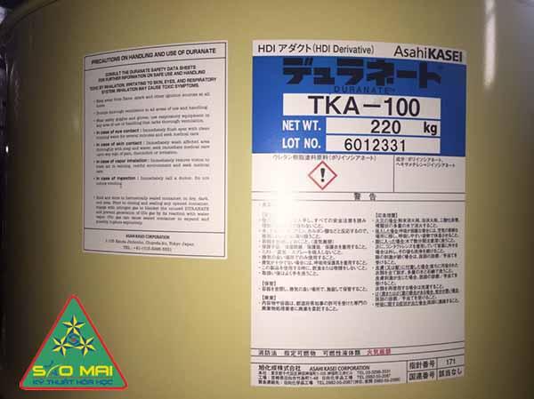 DURANATE TKA 100 trong ngành sơn