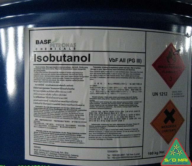 dung môi butanol