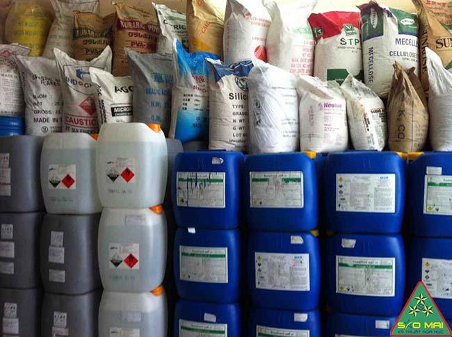Công ty cung cấp hóa chất công nghiệp tại Hà Nội - 261555