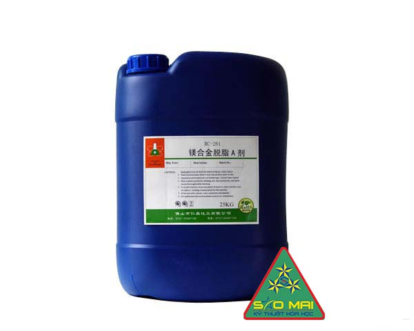 Bán hóa chất tẩy rửa công nghiệp