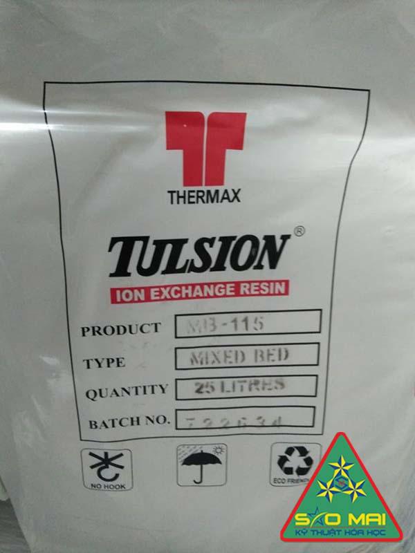 Hạt trao đổi ion Anion Tulsion A32