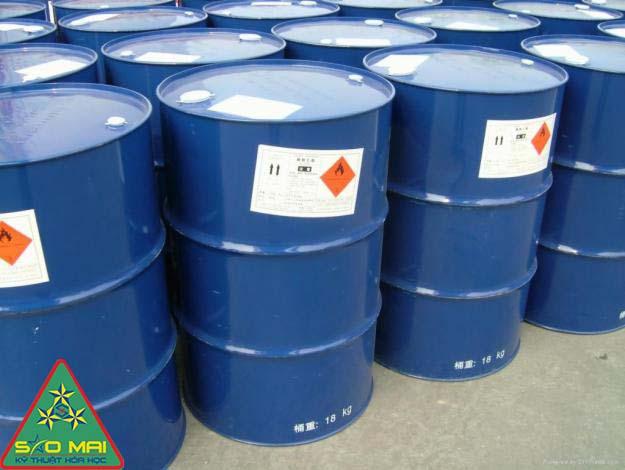 hóa chất công nghiệp nặng