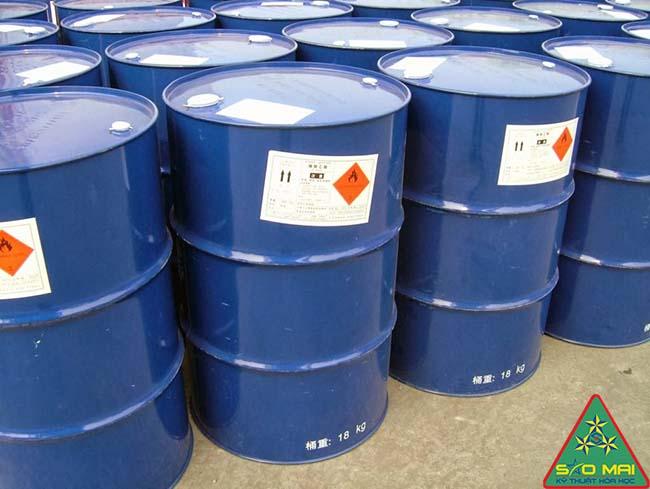 hóa chất công nghiệp nhập khẩu