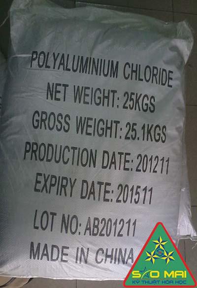 cung cấp hóa chất xử lý nước thải PAC uy tín