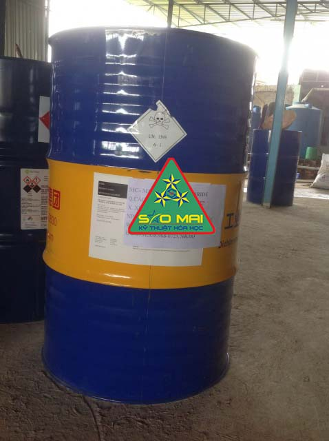 Dung môi Methylene Chloride (MC)