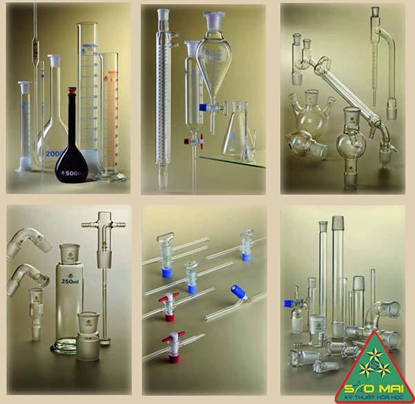 Cung cấp dụng cụ thí nghiệm hóa học