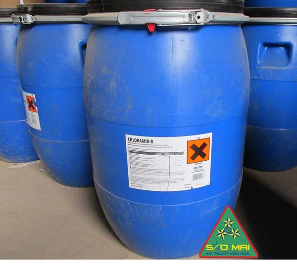 Nơi cung cấp chất khử trùng diệt khuẩn - chloramin B