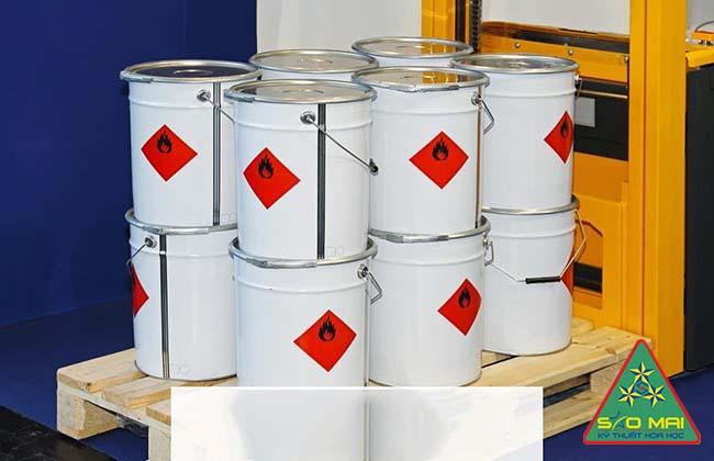 Tư vấn Vận chuyển hóa chất công nghiệp an toàn