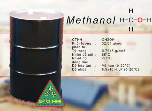 Dung Môi Methanol Và Những Điều Bắt Buộc Cần Phải Biết