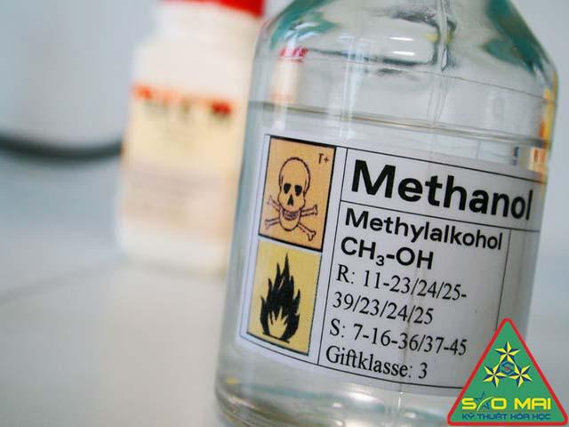 công nghệ sản xuất methanol