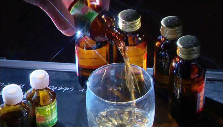 Rượu có chứa methanol